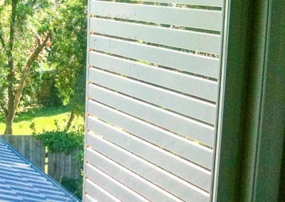 Aluminium Screens Melbourne by Maximum Designs