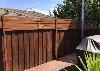 Aluminium Fencing Melbourne by Maximum Designs
