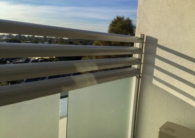 Operable Louvres made by Maximum Designs, Melbourne
