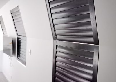 Maximum Designs Special Aluminium Shutters