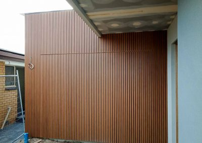 Maximum Designs timber effect garage door